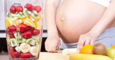 9 loại sinh tố bổ dưỡng dễ làm tránh ngán cho bà bầu mà lại lợi đủ đường cho con !